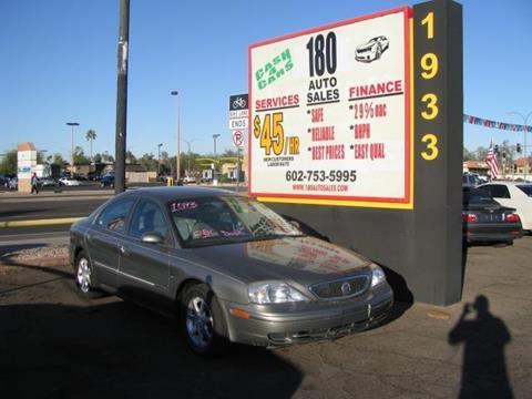 2001 Mercury Sable for sale in Mesa, AZ