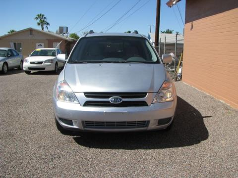 2007 Kia Sedona for sale in Mesa, AZ