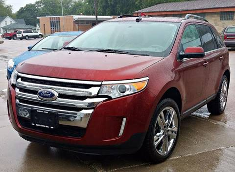 2014 Ford Edge for sale in Manson, IA