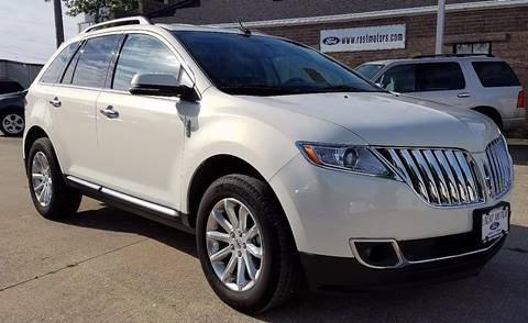 2013 Lincoln MKX for sale in Manson, IA