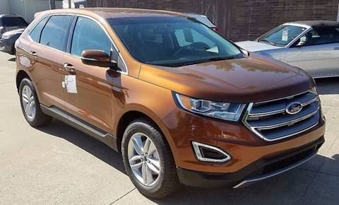 2017 Ford Edge for sale in Manson, IA