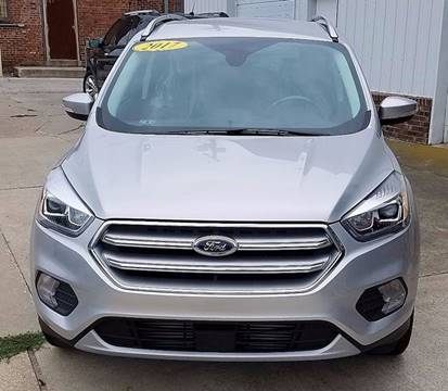 2017 Ford Escape for sale in Manson, IA