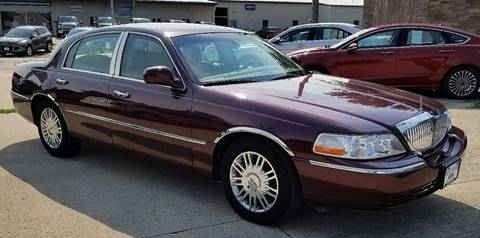 2007 Lincoln Town Car for sale in Manson, IA