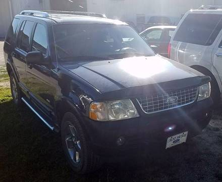 2003 Ford Explorer for sale in Manson, IA