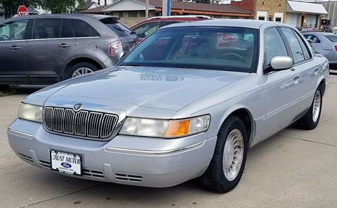 2002 Mercury Grand Marquis for sale in Manson, IA