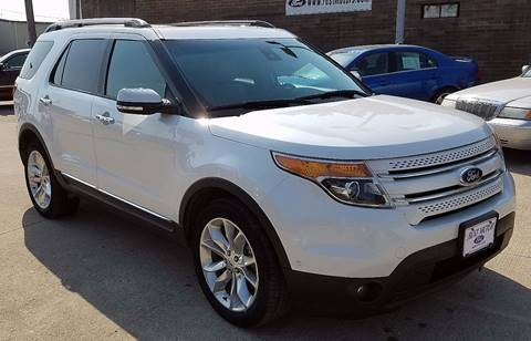 2013 Ford Explorer for sale in Manson, IA