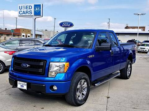 2013 Ford F-150 for sale in Manson, IA