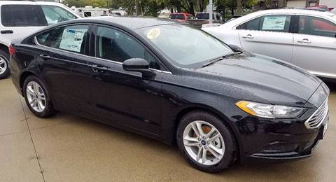 2018 Ford Fusion for sale in Manson, IA