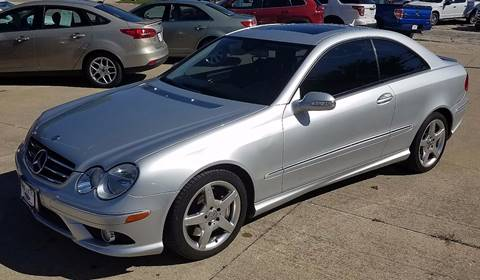 2007 Mercedes-Benz CLK for sale in Manson, IA