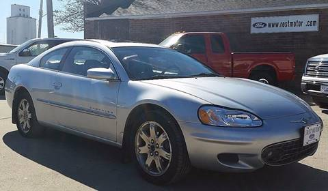 2001 Chrysler Sebring for sale in Manson, IA