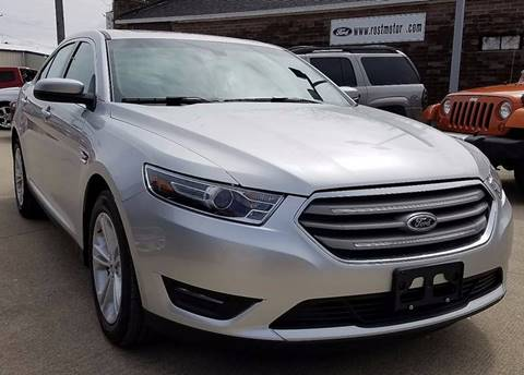 2017 Ford Taurus for sale in Manson, IA