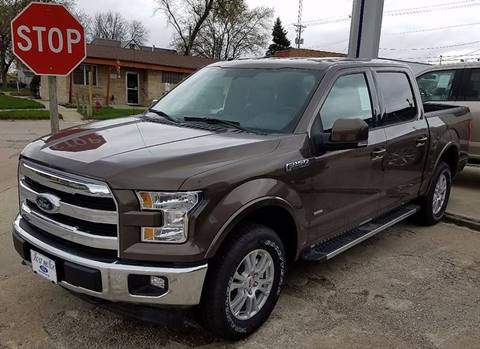 2017 Ford F-150 for sale in Manson, IA