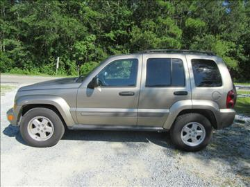2007 Jeep Liberty for sale in Summerville, SC