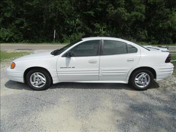 2001 Pontiac Grand Am for sale in Summerville, SC