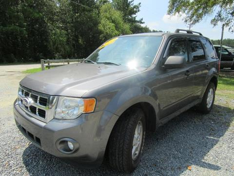2011 Ford Escape for sale in Summerville, SC