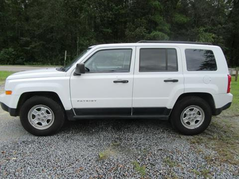 2012 Jeep Patriot for sale in Summerville, SC