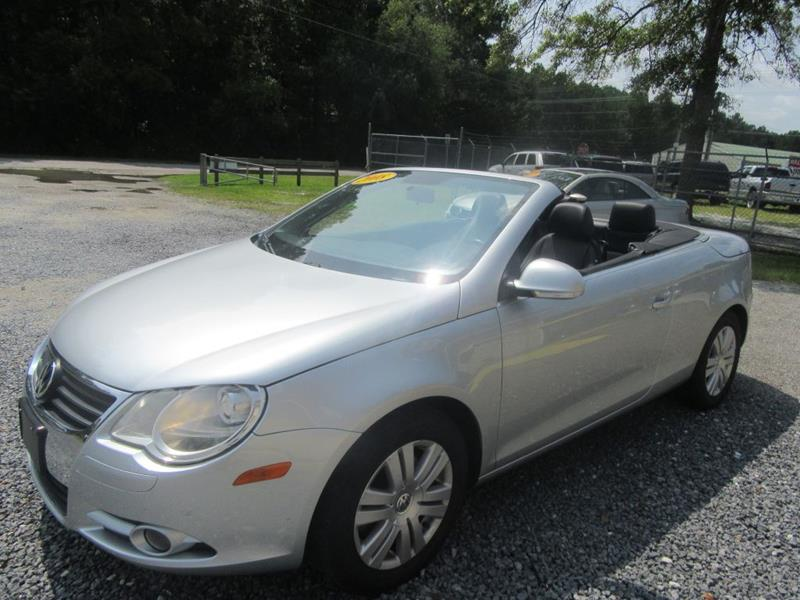 Volkswagen Eos 2008 Turbo 2dr Convertible 6A