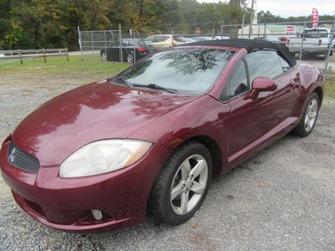 2009 Mitsubishi Eclipse Spyder for sale in Summerville, SC