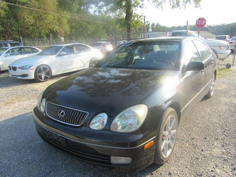 2005 Lexus GS 430 for sale in Summerville, SC