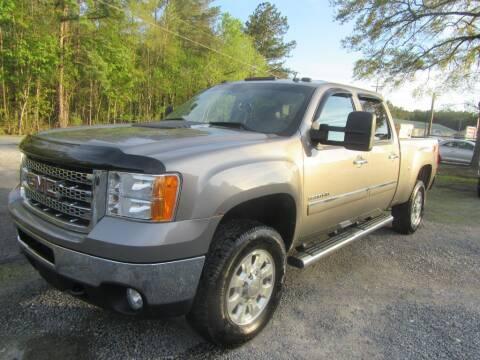 2014 GMC Sierra 3500HD for sale at Bullet Motors Charleston Area in Summerville SC