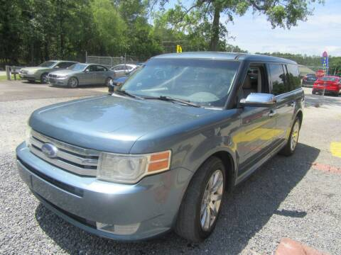 2010 Ford Flex for sale at Bullet Motors Charleston Area in Summerville SC