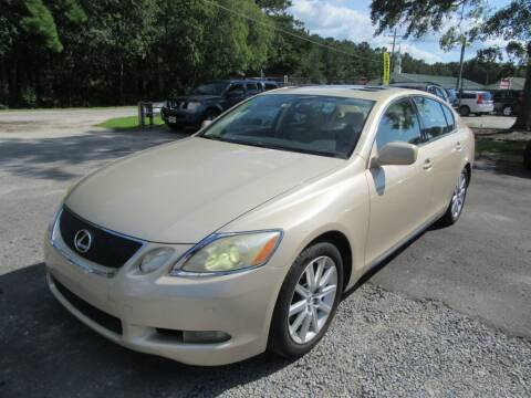 2006 Lexus GS 300 for sale at Bullet Motors Charleston Area in Summerville SC