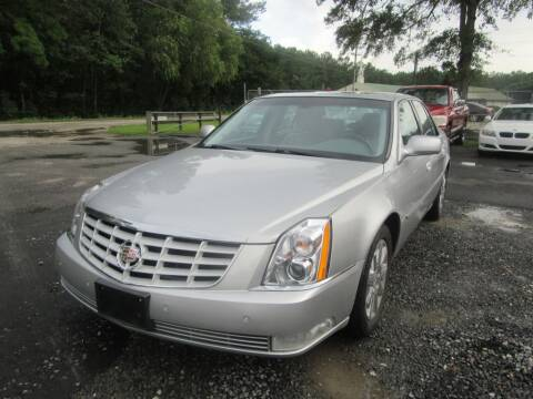 2011 Cadillac DTS for sale at Bullet Motors Charleston Area in Summerville SC
