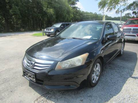 2011 Honda Accord for sale at Bullet Motors Charleston Area in Summerville SC