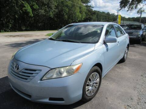 2009 Toyota Camry for sale at Bullet Motors Charleston Area in Summerville SC