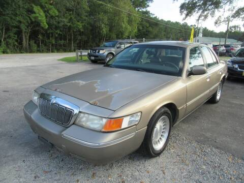 2002 Mercury Grand Marquis for sale at Bullet Motors Charleston Area in Summerville SC