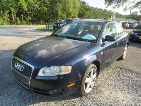 2005 Audi A4 for sale at Bullet Motors Charleston Area in Summerville SC