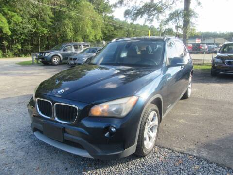 2013 BMW X1 for sale at Bullet Motors Charleston Area in Summerville SC