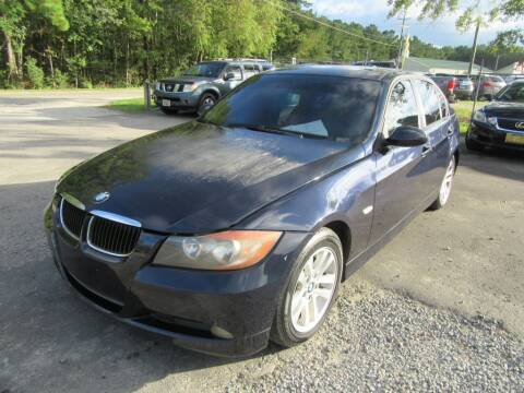 2007 BMW 3 Series for sale at Bullet Motors Charleston Area in Summerville SC