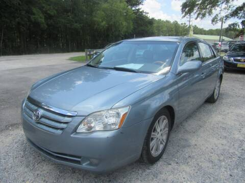 2006 Toyota Avalon for sale at Bullet Motors Charleston Area in Summerville SC