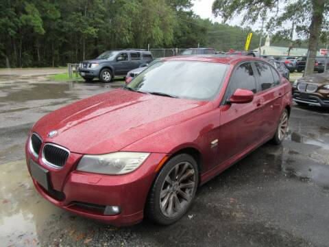 2011 BMW 3 Series for sale at Bullet Motors Charleston Area in Summerville SC