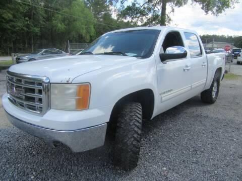 2007 GMC Sierra 1500 for sale at Bullet Motors Charleston Area in Summerville SC