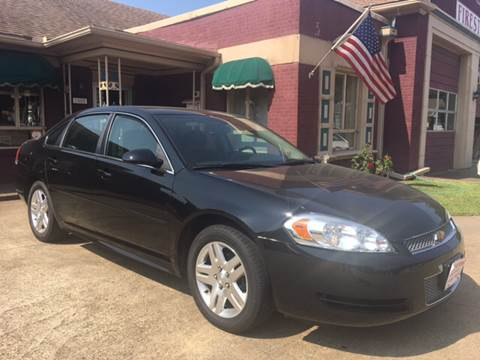 2016 Chevrolet Impala Limited for sale at FIRESTATION AUTO CENTER in Tyler TX