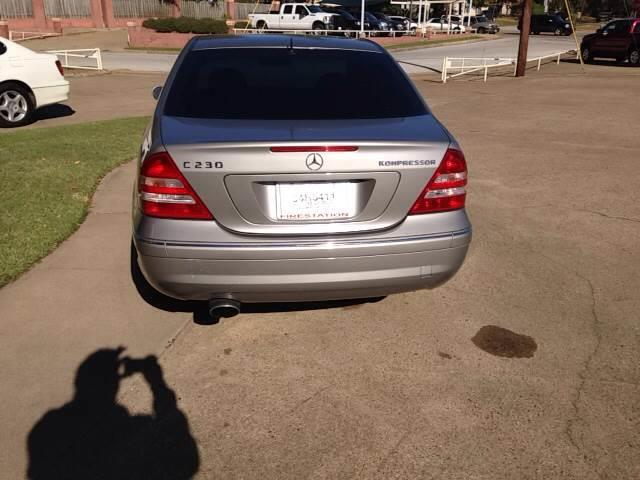 2005 Mercedes-Benz C-Class C 230 Kompressor 4dr Sedan - Tyler TX