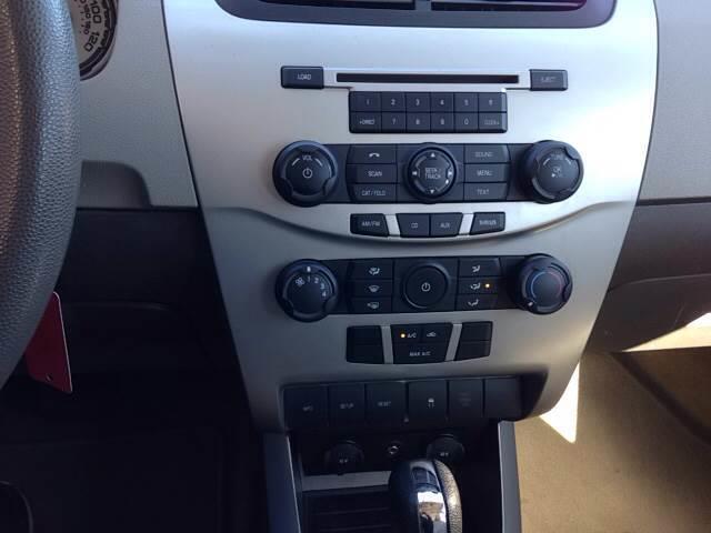 2011 Ford Focus SE 4dr Sedan - Tyler TX