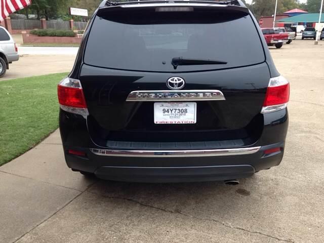 2012 Toyota Highlander Limited 4dr SUV - Tyler TX