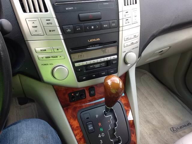 2005 Lexus RX 330 Fwd 4dr SUV - Tyler TX