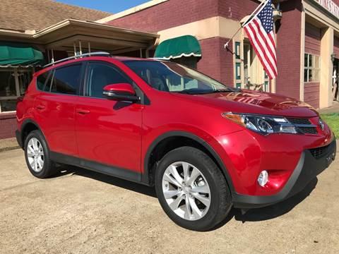 2015 Toyota RAV4 for sale at Firestation Auto Center in Tyler TX