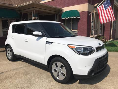 2014 Kia Soul for sale at Firestation Auto Center in Tyler TX