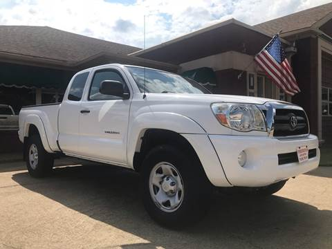 2006 Toyota Tacoma for sale at Firestation Auto Center in Tyler TX