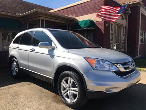 2011 Honda CR-V for sale at Firestation Auto Center in Tyler TX
