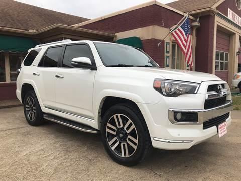 2015 Toyota 4Runner for sale at Firestation Auto Center in Tyler TX
