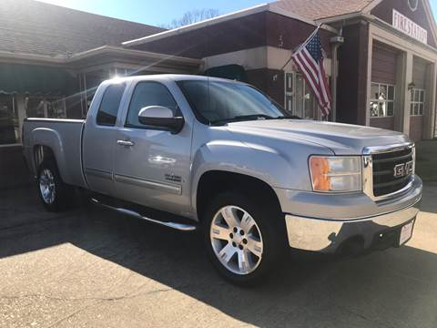 2008 GMC Sierra 1500 for sale at Firestation Auto Center in Tyler TX