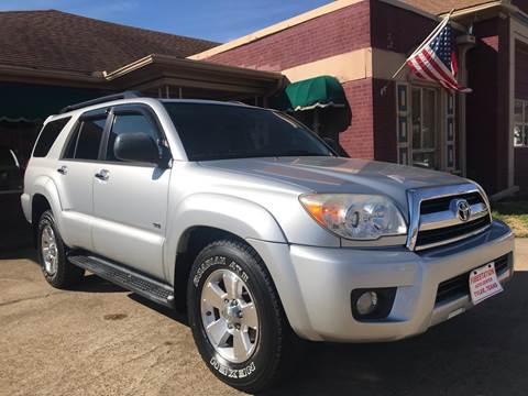 2006 Toyota 4Runner for sale at Firestation Auto Center in Tyler TX