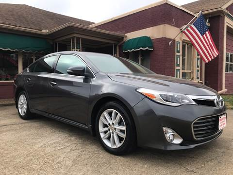 2014 Toyota Avalon for sale at Firestation Auto Center in Tyler TX