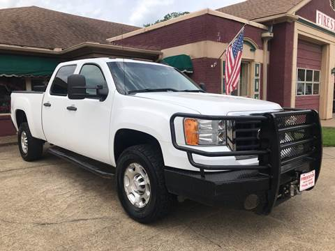 2009 GMC Sierra 2500HD for sale in Tyler, TX